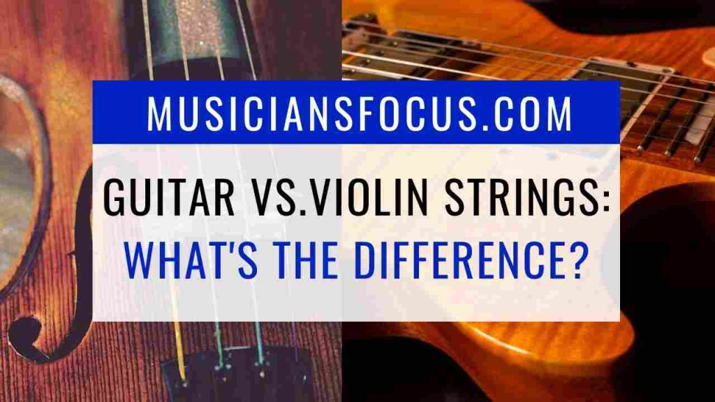 Thumbnail for Guitar strings vs. Violin strings