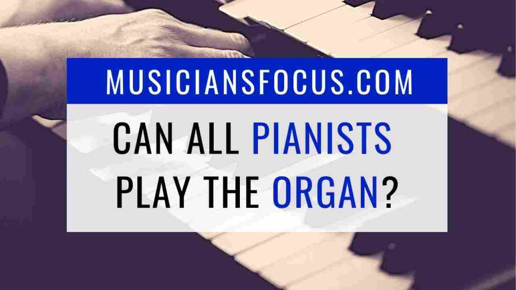 Thumbnail: Can pianists automatically play the organ